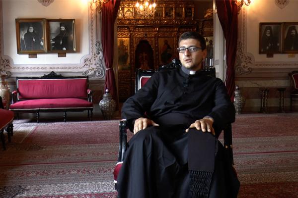 Ένας Ρωμαιοκαθολικός ιερέας συναντά την Ορθοδοξία
