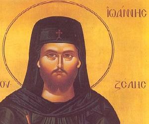 Ο αγγελόφωνος ψάλτης Ιωάννης Κουκουζέλης