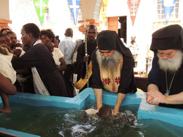 Η διακονία της ιεραποστολής στην Επισκοπή Κατάγκας