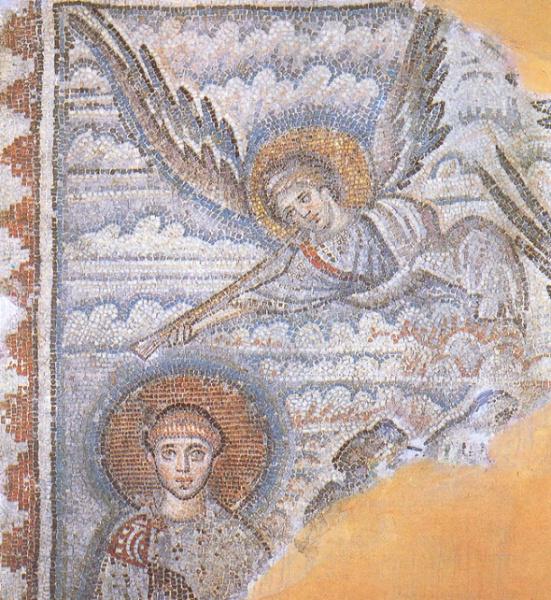Αρματωμένος την Αρματωσιά του Θεού: Άγιος Δημήτριος ο Μυροβλύτης