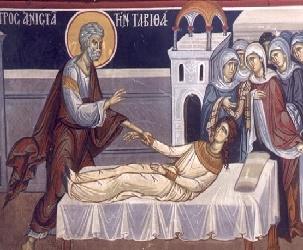 Αγία Ταβιθά: η ελεήμων μαθήτρια της Ιόππης