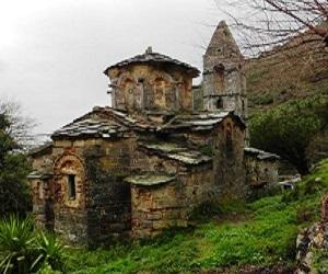Αποκατάσταση Ι.Ν. Αγ. Πέτρου στην Καστάνια της Μεσσηνιακής Μάνης