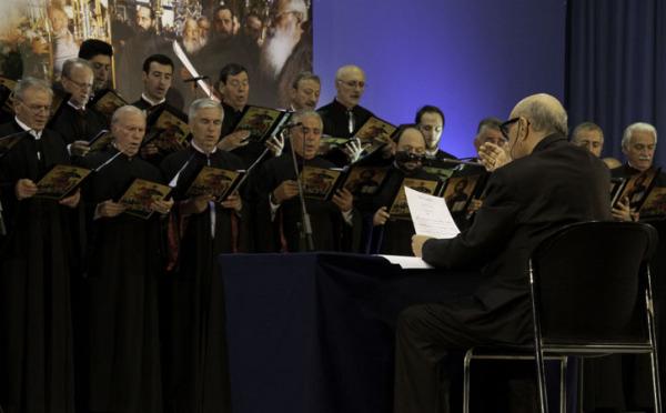 Κορυφαίες στιγμές της βυζαντινής μουσικής στο Βελλίδειο