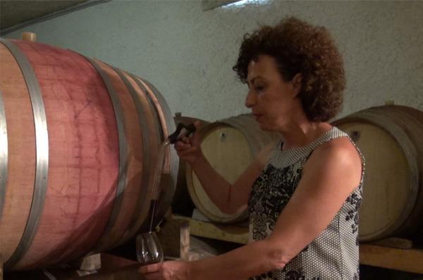 «Μεγάλες μέρες της Νεμέας». Η Ιωάννα Λαφκιώτη μιλά για τα κρασιά της Νεμέας.