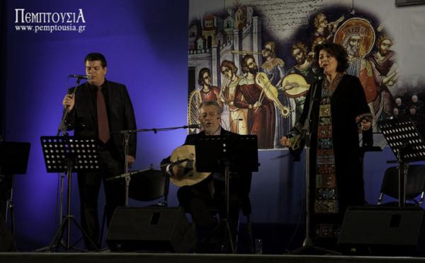 Συναυλία Χρίστου Τσιαμούλη στο Βελλίδειο: η παράδοση μαγεύει…