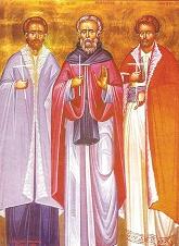 Οι Άγιοι Νεομάρτυρες Λάμπρος, Θεόδωρος και Ανώνυμος