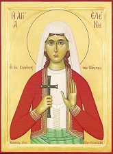 Η Αγία Νεομάρτυς Ελένη από την Σινώπη του Πόντου