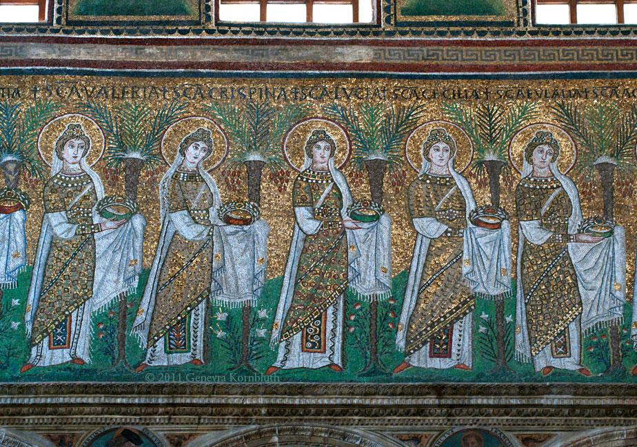 Η εικονογραφία της Αγίας Καικιλίας σε Ανατολή και Δύση