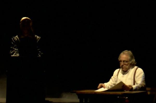 """""""Αποκάλυψη του Ιωάννη"""". Μια παράσταση του Νίκου Παπακώστα. Μέρος 5/6. Κεφάλαια 18-19. Θέατρο Σαν Μισέλ στις Βρυξέλλες"""