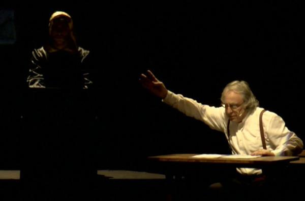 """""""Αποκάλυψη του Ιωάννη"""". Μια παράσταση του Νίκου Παπακώστα. Μέρος 6/6. Κεφάλαια 20-22. Θέατρο Σαν Μισέλ στις Βρυξέλλες"""