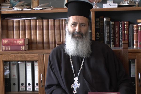 Ο νέος Μητροπολίτης Κεφαλληνίας Δημήτριος (Αργυρός) μιλά στη Πεμπτουσία