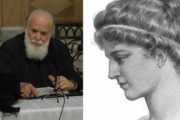 H σχέση της Αγίας Αικατερίνης με τη Φιλόσοφο Υπατία