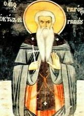 Όσιος Γρηγόριος ο Σιωπών, κτίτωρ της Ι.Μ. Οσίου Γρηγορίου Αγ. Όρους