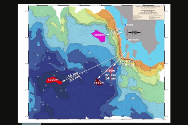 Νετρίνα: αναζητώντας Στοιχειώδη Σωματίδια στο βυθό της θάλασσας (Γ')