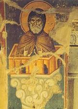 Όσιοι Δανιήλ και Λουκάς, οι Στυλίτες