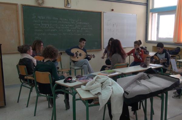 Πειραματικό Μουσικό Σχολείο (Γυμνάσιο- Λύκειο) Παλλήνης, μέρος 2ο