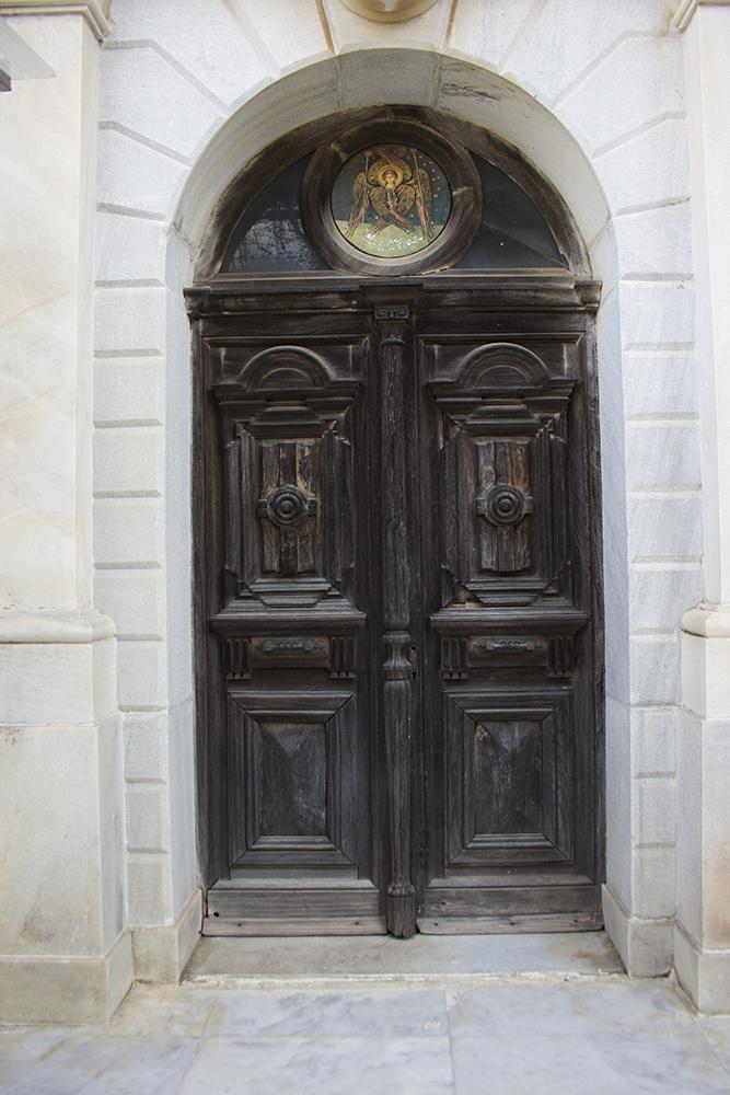 Προσκύνημα στη Βατοπαιδινή Σκήτη του Αποστόλου Ανδρέα (Σεράι)