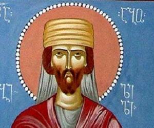 Ο Άγιος Άμπο της Τιφλίδας, ο αρωματοποιός (προστάτης των Χημικών)