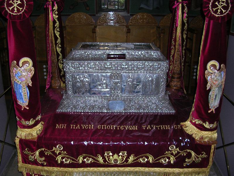 Το παλικάρι της Ηπείρου ο Άγιος Γεώργιος ο εν Ιωαννίνοις