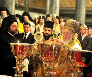 Ο Μεγάλος Αγιασμός στην εορτή των Θεοφανείων