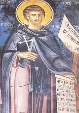 Ο Άγιος Νεομάρτυς και Οσιομάρτυς Ρωμανός