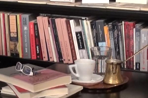 Ο εκδότης Βασίλης Χατζηιακώβου μιλά για την πορεία του στον μαγικό κόσμο του βιβλίου. Μέρος 1ο