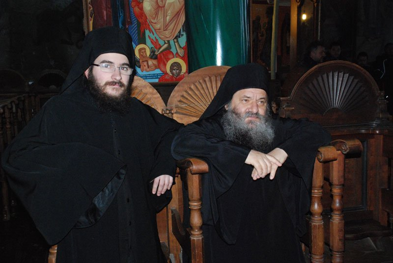 Πανήγυρις των Τριών Ιεραρχών στην Αθωνιάδα