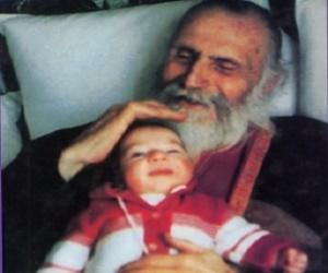 Ο γέροντας Σίμων Αρβανίτης· το κατοικητήριο της Χάριτος (1/1/1901 – 4/3/1988)