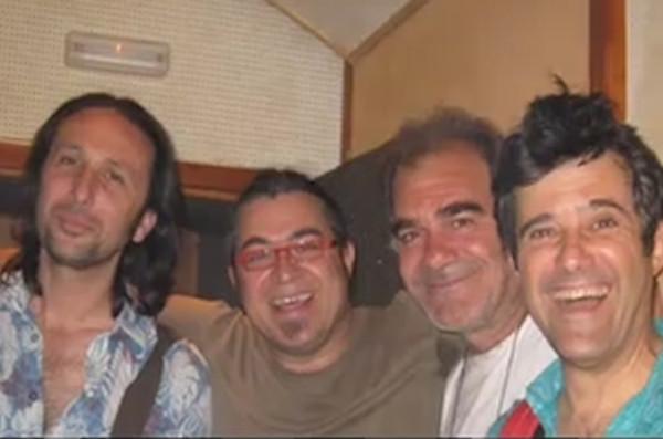 Παντελής Αμπαζής, συνθέτης ,στιχουργός και τραγουδιστής.