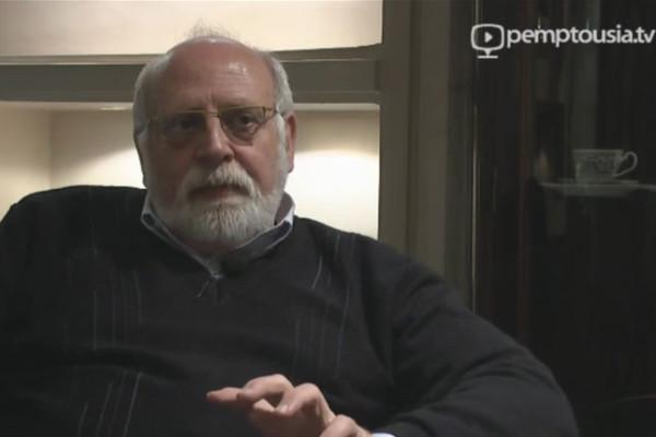 Πάολο Οντορίκο: «Η Θεσσαλονίκη σήμερα είναι η μεγαλύτερη βυζαντινή πόλη του κόσμου»