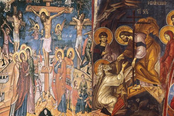 Διονύσιος Ανατολικιώτης: Ποιοι αναγνώρισαν το Χριστό ως Θεάνθρωπο στο Σταυρό