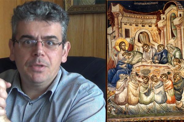 Καθηγητής Σωτήριος Δεσπότης: Η προδοσία στην ευαγγελική αφήγηση
