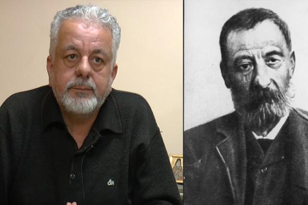 Ο μουσικός Αλέξανδρος Παπαδιαμάντης