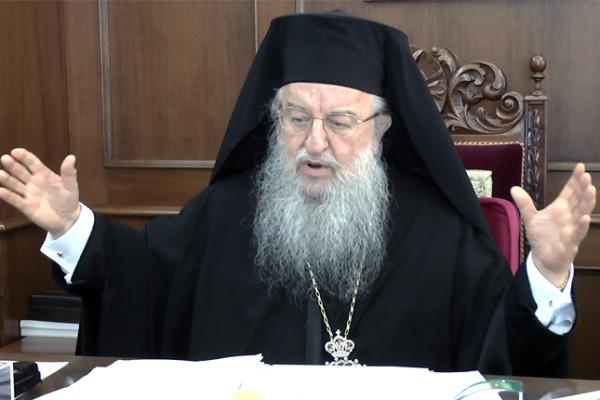 Μητροπολίτης Θεσσαλονίκης Άνθιμος: Ο μοναχισμός στην πόλη του Αγίου Δημητρίου