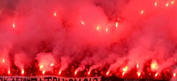 PAOK VS OLYMPIACOS GREEK CUP