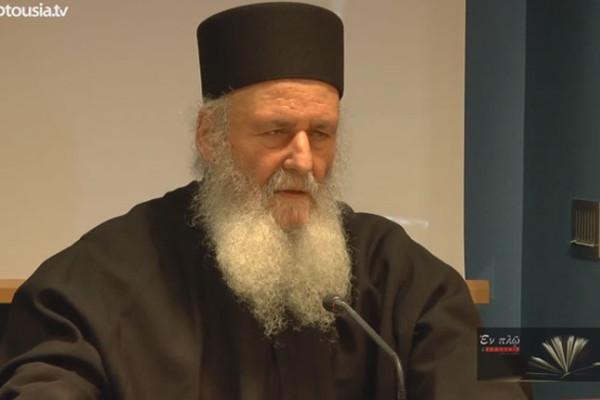 Αρχιμ. Βασίλειος Γοντικάκης: Λόγοι ασκητικοί του αββά Ισαάκ του Σύρου