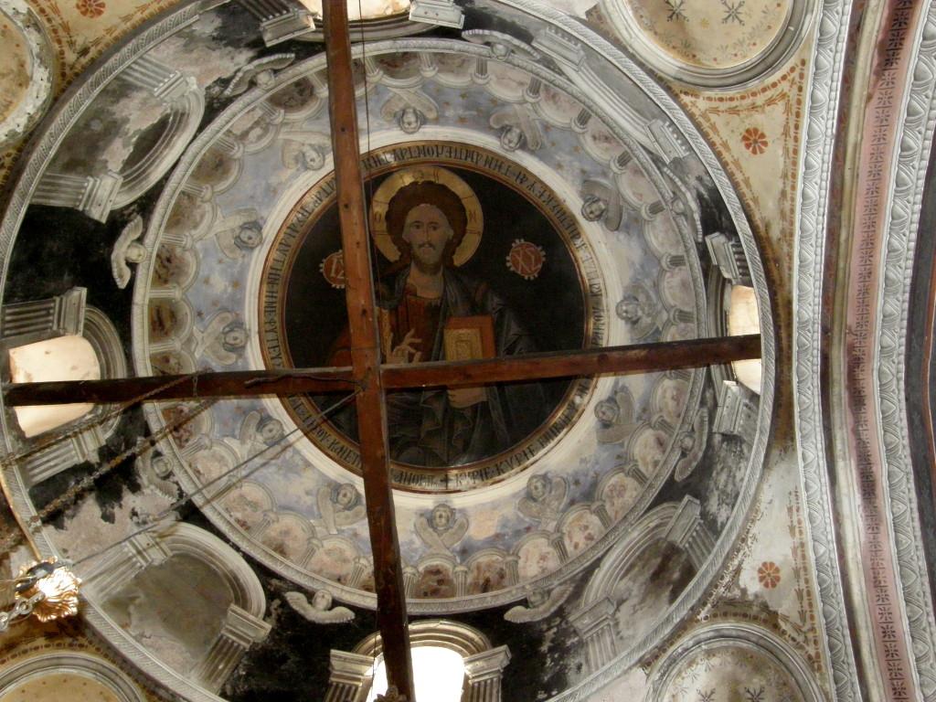 Το Ιερό Προσκύνημα του Αγίου Παντελεήμονος στη νήσο Τήλο