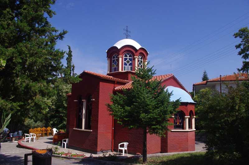 Το εκκλησάκι των φυλακισμένων
