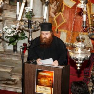 Αρχιμ. Σπυρίδων Σκορδίλης: Το Φεστιβάλ Εκκλησιαστικής Μουσικής Κέρκυρας