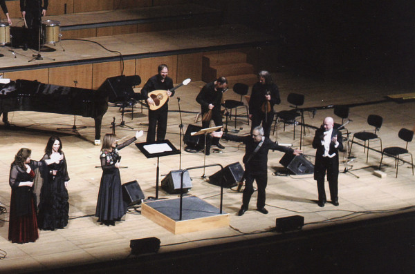 Mέγαρο Μουσικής Αθηνών: «Συναυλία Νίκου Παπακώστα για την προστασία των Βυζαντινών μνημείων της Άρτας»
