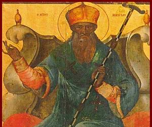 Ο Άγιος Νικήτας Μητροπολίτης Χαλκηδόνος