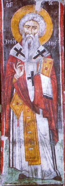 Ag. Trifyllios Ledras, Naos Agiou Ioannou Prodromou (16os aionas), Askas Kypros