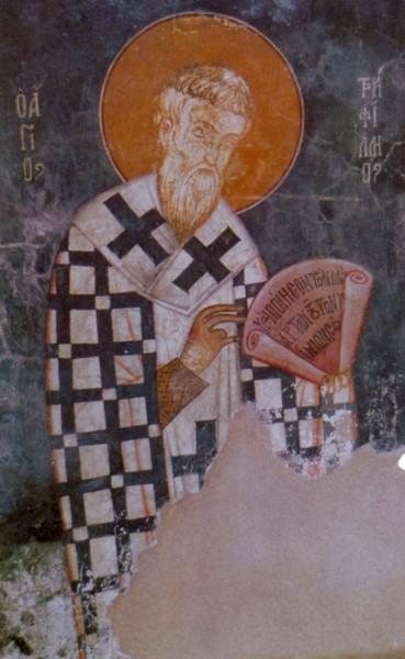 Ag. Trifyllios Ledras, Naos Agiou Nikolaou Stegis (14os aionas), Kakopetria Kypros