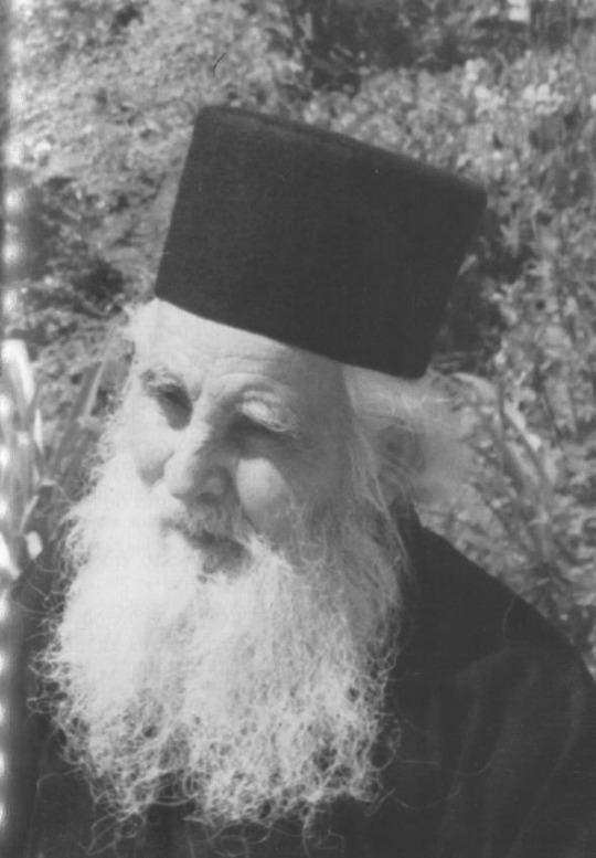 Μοναχός Θεοφύλακτος Νεοσκητιώτης (1910 – 28 Ιουλίου 1986) | Πεμπτουσία