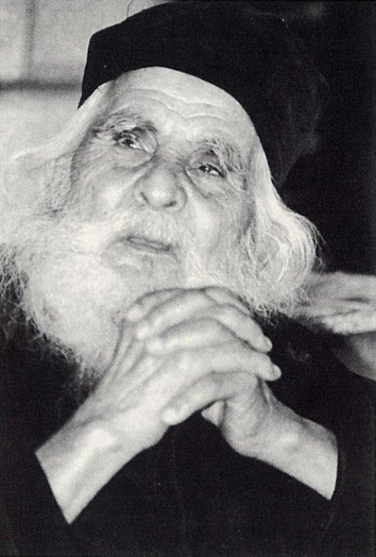 Μοναχός Θεοφύλακτος Νεοσκητιώτης (1910 – 28 Ιουλίου 1986)