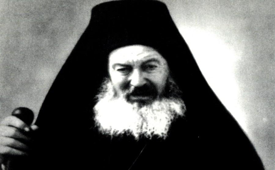 Ιερομόναχος Γαβριήλ († 1956)