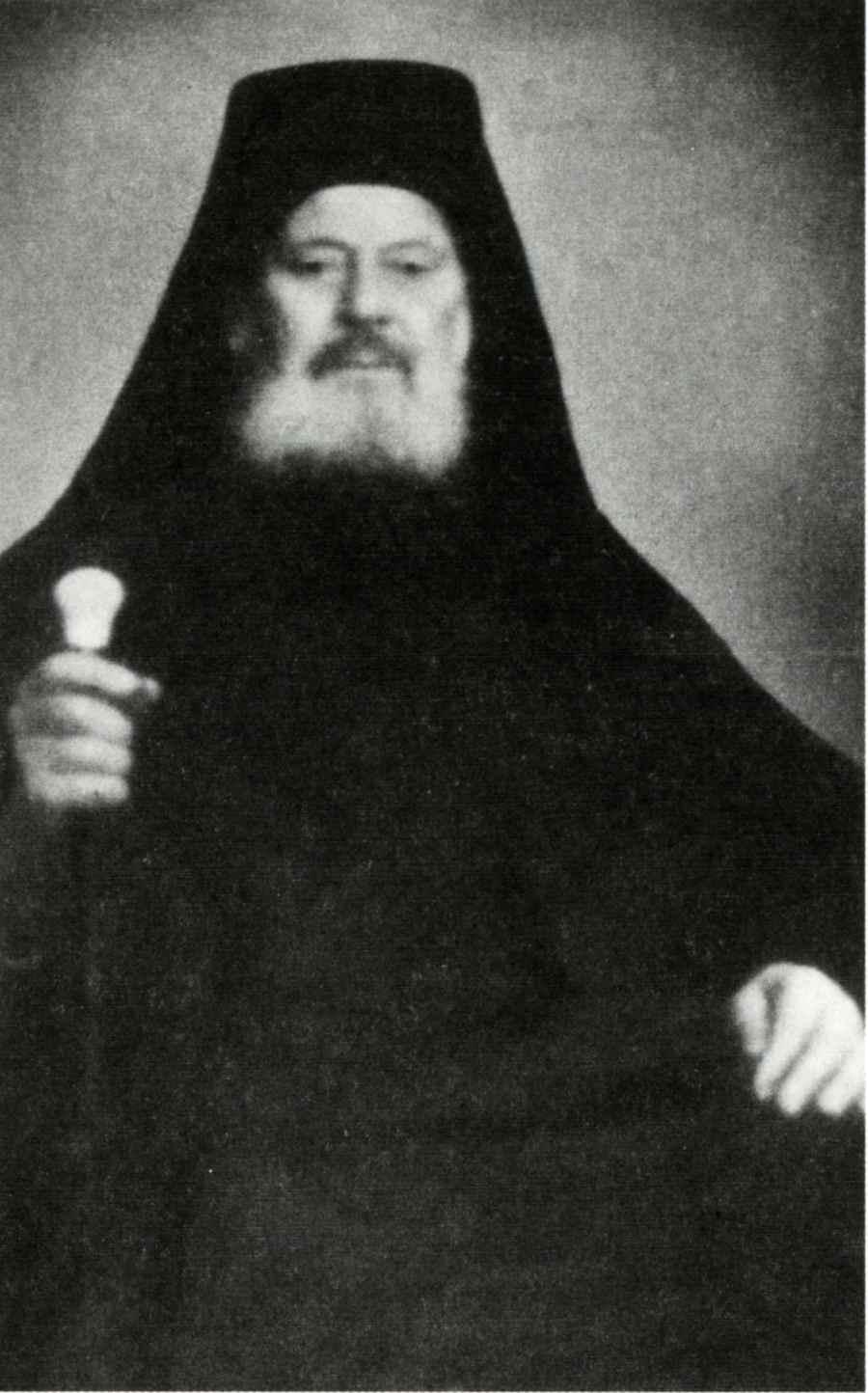 Ιερομόναχος Σεραφείμ († 1966)