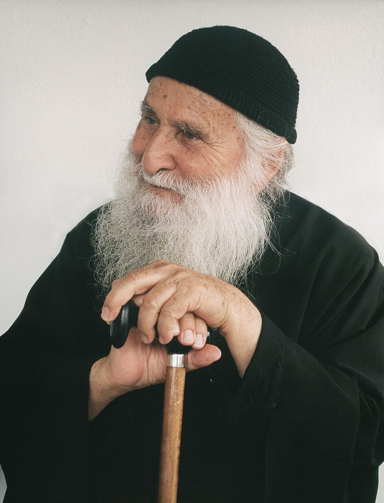 Gerontas Iosif Vatopaidinos 1921-2009