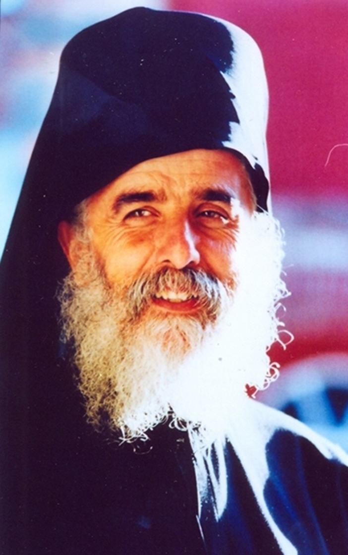 Ιερομόναχος Ισαάκ Σταυρονικητιανός, ο Λιβανέζος Αγιορείτης Πνευματικός (φωτ. μοναχού Γαβριήλ Φιλοθεΐτου)