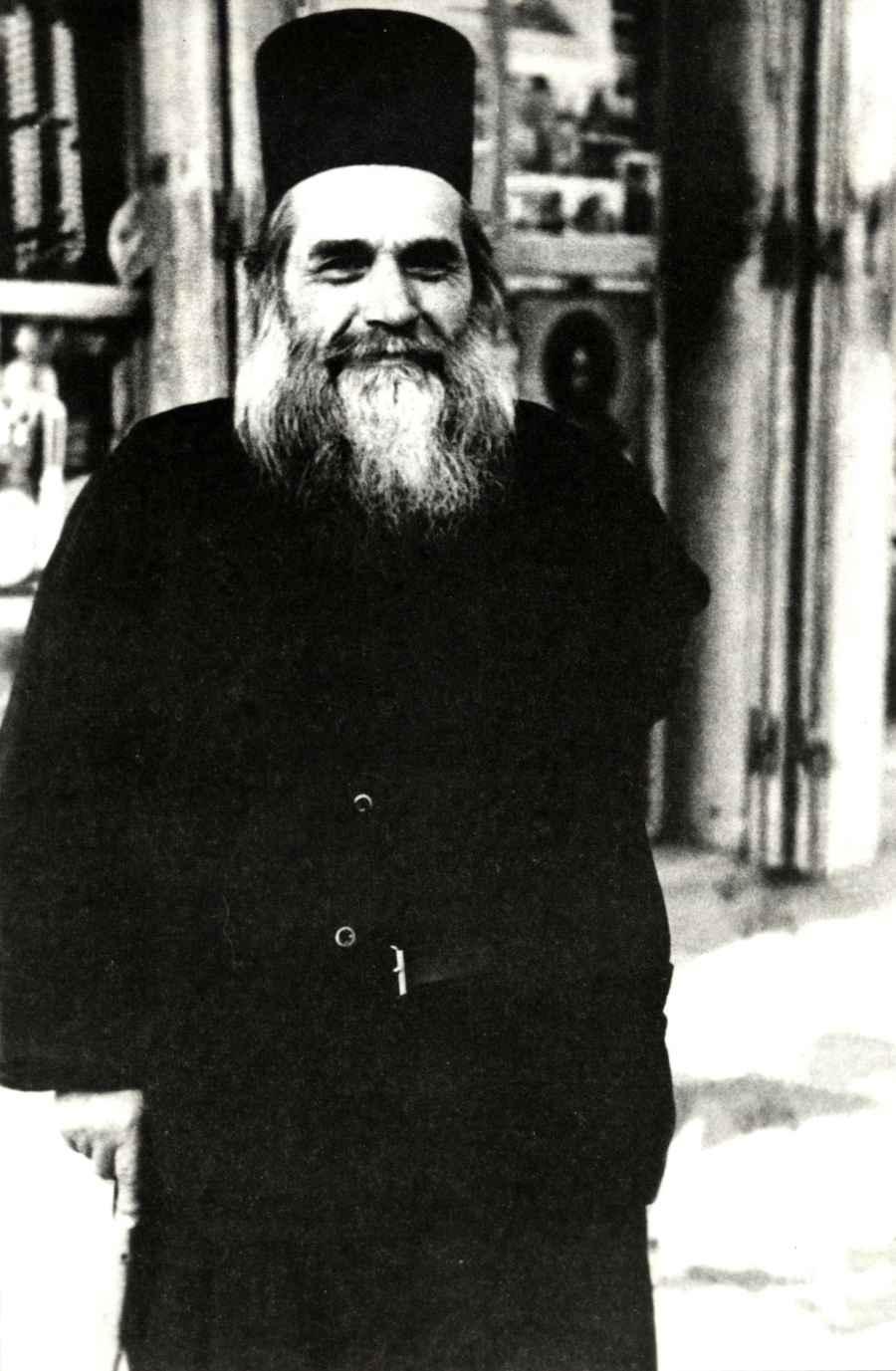 Ο σπουδαίος Πνευματικός παπα-Αρτέμιος